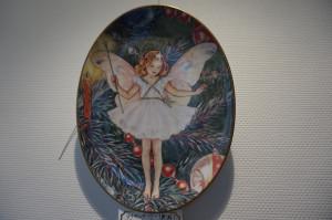 イギリス・ロイヤルウースター社 ツリーの妖精。