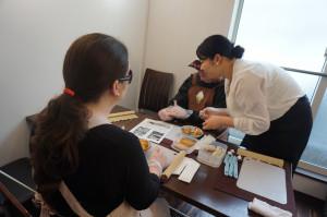 巻寿司体験
